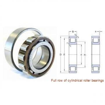 NCF3040V Full row of cylindrical roller bearings