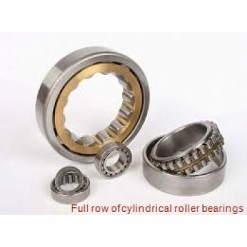 NCF2880V Full row of cylindrical roller bearings