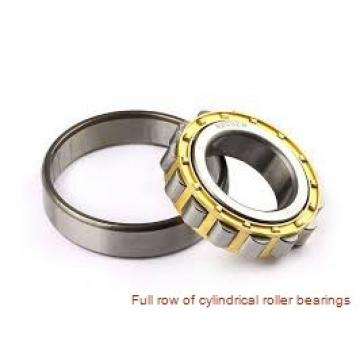 NCF2230V Full row of cylindrical roller bearings