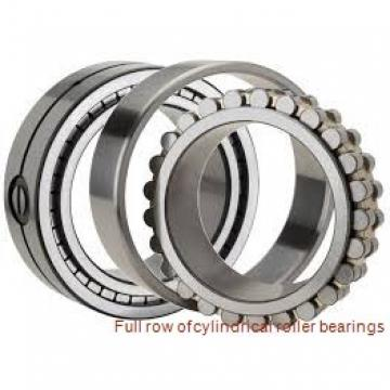 NCF1848V Full row of cylindrical roller bearings