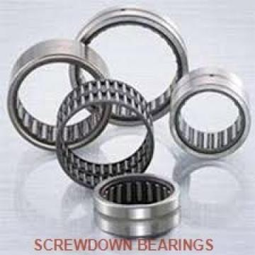58 TTSV 908 SCREWDOWN BEARINGS – TYPES TTHDSX/SV AND TTHDFLSX/SV