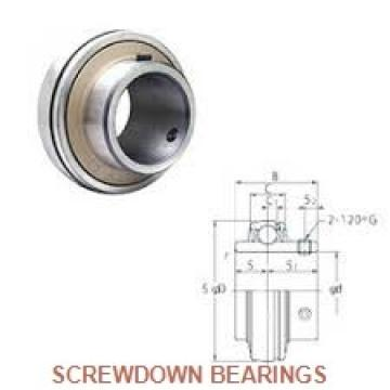 D-2272-C SCREWDOWN BEARINGS – TYPES TTHDSX/SV AND TTHDFLSX/SV