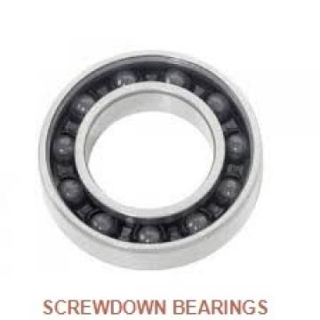 210 TTSF SCREWDOWN BEARINGS – TYPES TTHDSX/SV AND TTHDFLSX/SV