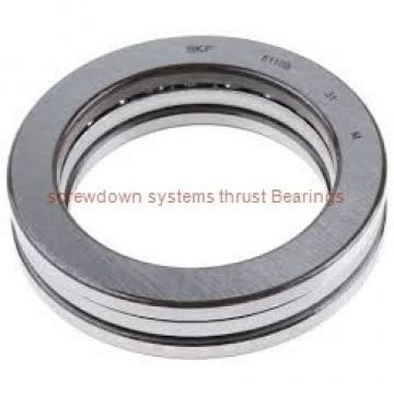 s-3632-c screwdown systems thrust Bearings