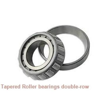 EE737173 737261D Tapered Roller bearings double-row