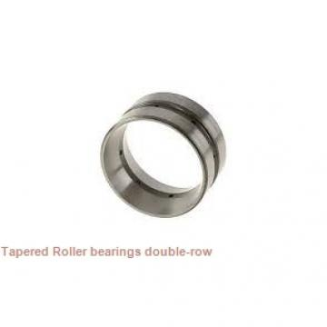 66589 66522D Tapered Roller bearings double-row